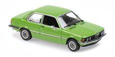 Minichamps/Maxichamps 940025474 BMW 323i 1975 grün 1:43 NEU/OVP