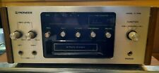 Pioneer H-R99 8 Track Tape Player/Recorder. As-is. Please read description!