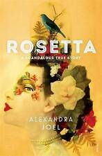 ROSETTA: A SCANDALOUS TRUE STORY (TRADE PAPERBACK) NEW, FREE POST WITH TRACKING