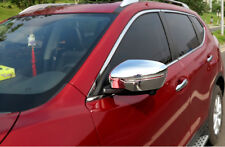 Accessories ABS Chrome Rearview Mirror Cover For Nissan X-trail Rogue 2014-2018