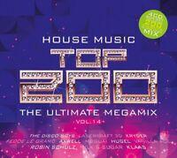 House Top 200 Vol.14 (4CD)    CD NEU