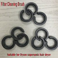 1xUniversal Hair Dryer Filter Cleaning Brush Tool forDyson Supersonic Hair Dryer