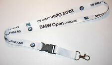 BMW Open ATP Tennis Torneo 2016 chiavi a nastro Lanyard Nuovo (a3.1)