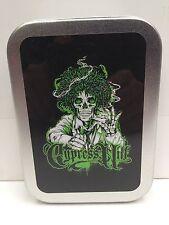 Cypress Hill, Smoking Rap Music Cigarette Tobacco Storage 2oz Hinged Tin