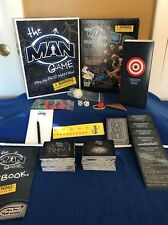 The Man Game A Game For Men Great Game For Your MAN CAVE Mans Party Game