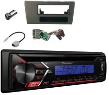 Pioneer deh-s100ubb MP3 USB AUX CD RDS Flac Set d'installation pour Volvo S60