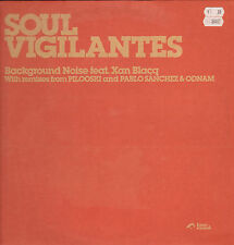 SOUL VIGILANTES - Background Noise - Lovemonk