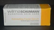 EXFOLIATING FACIAL SERUM, WILMASCHUMANN EUROPEAN SKIN CARE ( 1 0Z )