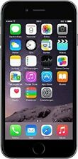 "Apple iPhone 6 128GB Spacegrau IOS LTE Smartphone ohne Simlock 4,7"" Display 8 MP"