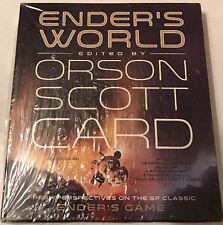 Ender's World edited by Orson Scott Card (CD, 2013, Unabridged, Audiobook) *NEW*