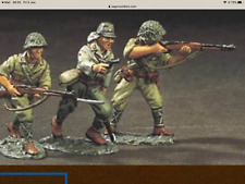 """Iwj14 - """"Banzai"""" (A) - Iwo Jima - King and Country Japanese officer leads attack"""