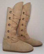Women Bogan Boots Australia Tall Sheepskin All Lined Boots US 7.5, EU 40-41 NICE