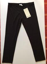 SPLENDID Black Leggings Size XS Cropped Yoga Pants Zumba Elastic Waistband Gym