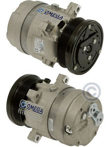 Pontiac AC Compressor / 1994 1995 Grand AM L4 2.3L /1995 - 2002 Sunfire L4 2.2L