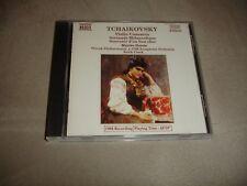 Tchaikovsky: Violin Concerto; Serenade Melancolique; Souvenir d'un lieu cher CD