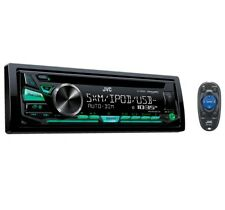 JVC KD-R680S CAR STEREO CD MP3 USB IPOD AUX PANDORA IPHONE SIRIUS XM READY RADIO