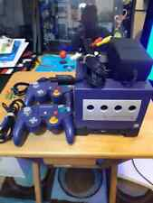 New listing Nintendo GameCube Console Jet Black, With Gameboy Player, Controller Memory Card