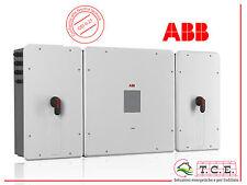 Inverter fotovoltaico ABB mod. TRIO-50 TL OUTD