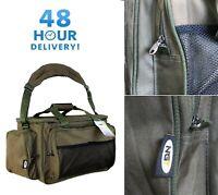 NGT New Model Green Carryall Carp Fishing Tackle Bag Holdall Food Coarse Camping