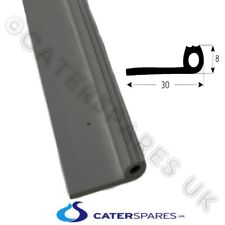 CUT TO SIZE 3000MM LONG P STYLE SILICON DOOR GASKET SEAL FOR ATMOSPHERIC STEAMER
