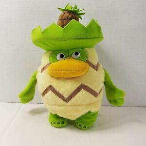 """Pokémon LUDICOLO Plush Toy Doll Detective Pikachu 2019 8"""" Non Working Nintendo"""