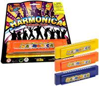 HARMONICA MOUTH ORGAN TOY KID BOY GIRL MUSICAL BIRTHDAY PRESENT PARTY BAG FILLER