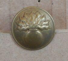 19th Century French Napoleonic Grenadier Tunic Button Original 22mm.