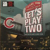 Pearl Jam – Let's Play Two VINYL LP NEW!