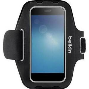 """Belkin Sport Fit Universal Armband for up to 5"""" Small Device iPhone Galaxy"""