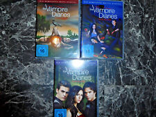 THE VAMPIRE DIARIES  1,2,3 STAFFEL   DVD 0517