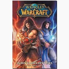 WORLD OF WARCRAFT 2 IN DEN KLAUEN DES TODES Online Game als Comic PANINI HC NEU