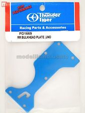 Thunder Tiger PD1669 Plaque de montage Post Un Rear Cloison plaque modélisme