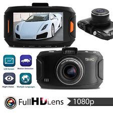 "3"" TFT HD 1080P Car Camera Dash DVR Video Recorder Crash Cam G-sensor IR Night"