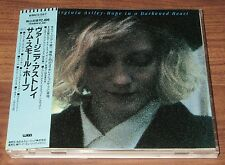 PROMO issue! VIRGINIA ASTLEY Japan CD obi Hope In A Darkened Heart DAVID SYLVIAN