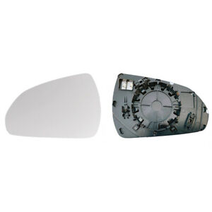 HYUNDAI I30 2018->2021 DOOR/WING MIRROR GLASS, HEATED WITH BASE PLATE, LEFT SIDE