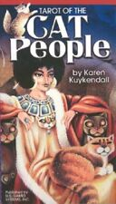 Tarot of the Cat People NEW Sealed 78 Cards Deck Divination Karen Kuykendall