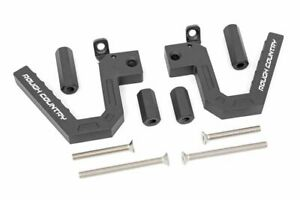 Rough Country For Jeep Front Aluminum Grab Handles 07-18 Wrangler JK