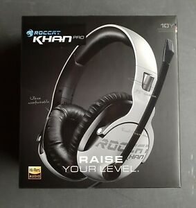 ROCCAT Khan Pro Gaming Headset for Microsoft Xbox One PC Mobile NEW