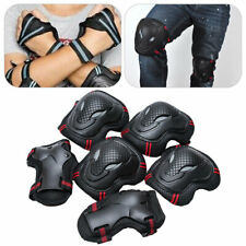 Kids Adult Skating Elbow Wrist Knee Pads Sport Safety Protective Gear Guard