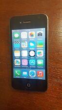 Apple iPhone 4S (Verizon) Good Condition, Clean ESN, Works Great - 8GB Black