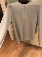 Zara Pullover Fein Gr.36 S Damen Pulli Lurex Neu mit Etikett