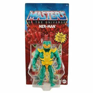 Mattel - Masters of the Universe MotU Origins - Mer-Man - MOC