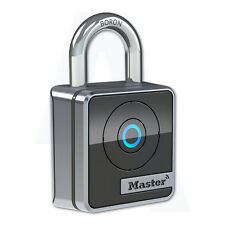 MASTER LOCK 4400eurd interne aperte GAMBO Bluetooth Smart Access APP Lucchetto