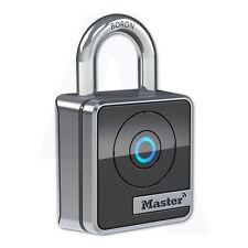 Master Lock 4400EURD Internal Open Shackle Bluetooth Smart Access App Padlock
