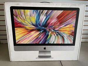 "2020 Apple iMac 27""inch 5K Retina Display Intel i5 3.3GHz 8GB 512GB iOS Catalina"