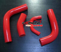 Silicone Heater Hose kit For Toyota Landcruiser Land cruiser 80 SERIES 3F RED