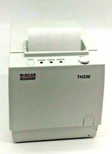 Siemens TH230 stampante termica +Alimentatore 24V 3,3 A +10 ROTOLI 60x60 OMAGGIO