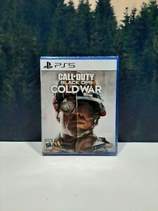 NEW SEALED Call of Duty: Black Ops Cold War Sony PlayStation 5 PS5 Game