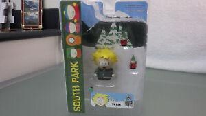 NIP Mezco SOUTH PARK TV Cartoon Character Figure * 2007 TWEEK w/ Gnomes Series 5