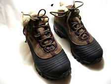 MERRELL ISOTHERM STONE MID WATERPROOF PRIMALOFT BOOTS  SIZE 9 EXCELLENT